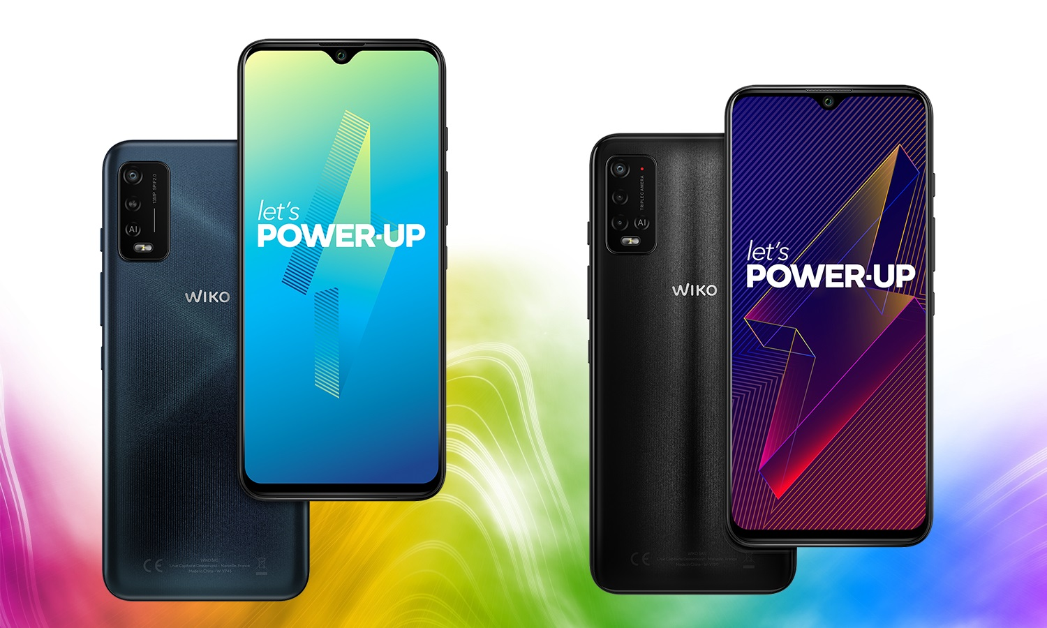 Let's Power Up! Wiko Releases Power U20 and U10 to Power Up Your Gear