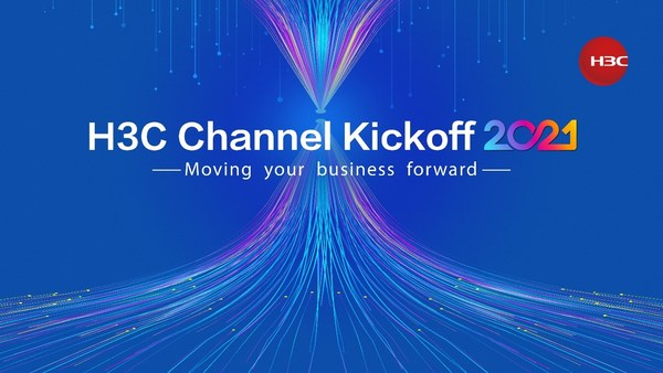 Promoting Win-Win-Win Collaboration, H3C Initiates Channel Kickoff 2021 in Russia