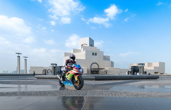 Qatar Gears Up to Host Two MotoGP Races With Dazzling Display