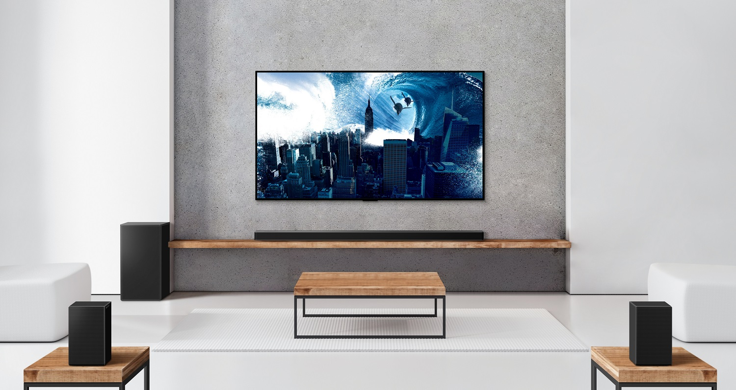 2021 LG Soundbar Offer Premium Audio and AI Features with Sustainable Designs