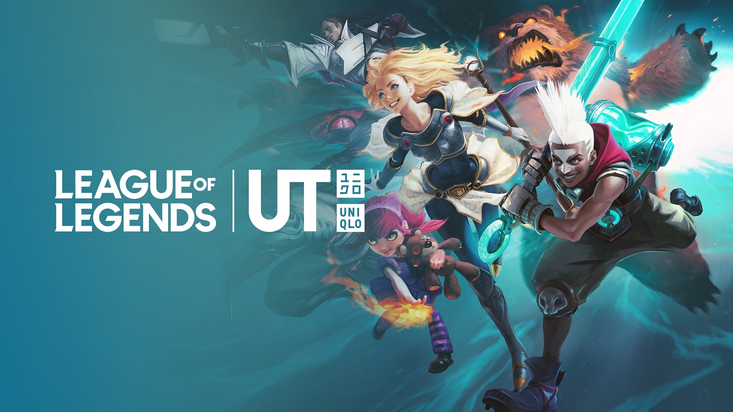 Uniqlo Announces Collaboration With Riot Games' League Of Legends