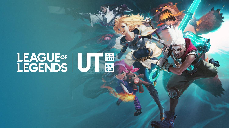 Uniqlo Announces Collaboration With Riot Games' League Of Legends