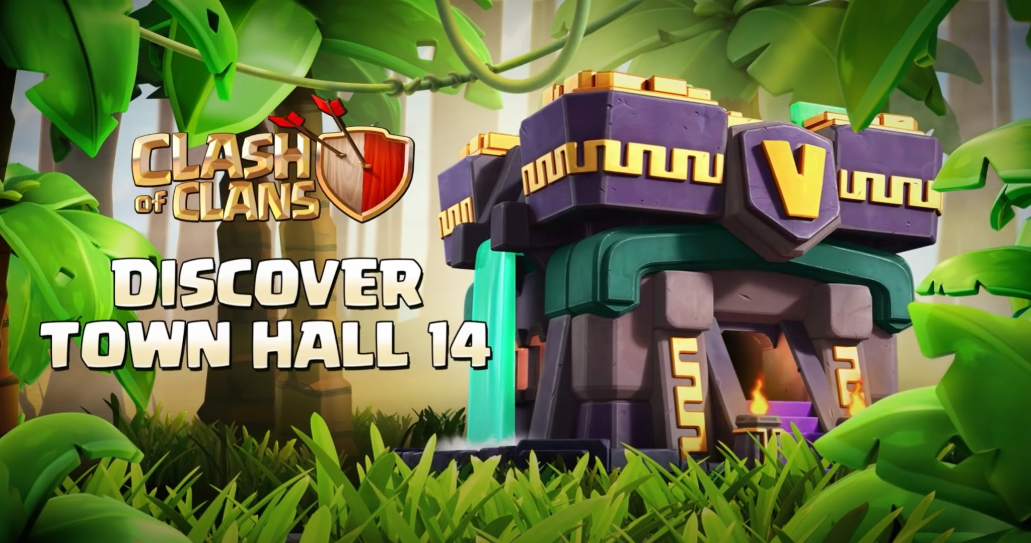 Town Hall 14 has Arrived