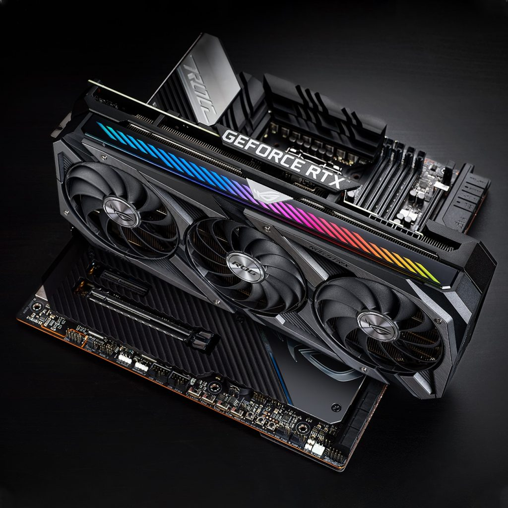 ASUS Updates Motherboards and NVIDIA GeForce RTX 30-Series GPUs for Resizable BAR