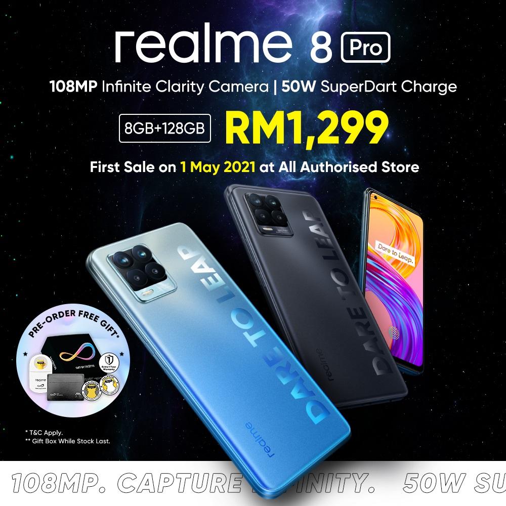 Capture Infinity With realme's 108MP Ultra Quad Camera Smartphone