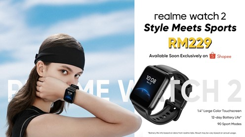 Only RM79 for a First realme Buds Q2 Sale Coming This 5 May at Shopee