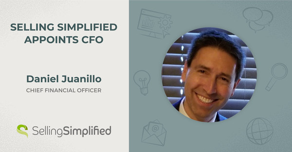 Selling Simplified, a leading B2B demand generation company, announces Dan Juanillo as Chief Financial Officer.