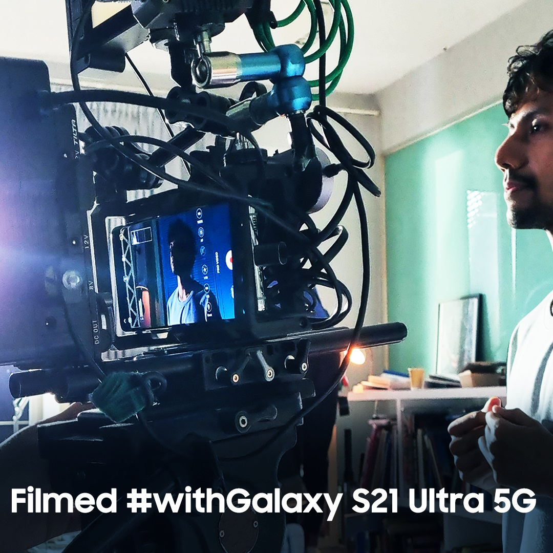 Malaysian Director Shot an Impressive Short Film Called 'Close Shave', with the Galaxy S21 Ultra 5G