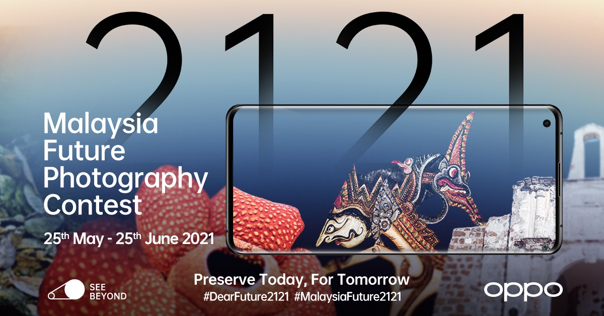 OPPO Launches 2121 Future Photography Project to Capture Everyday Moments