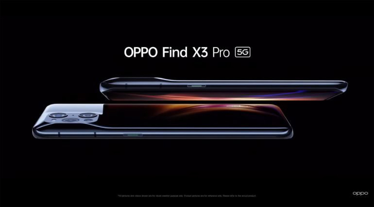 Get RM300 OFF Your OPPO Find X3 Pro and Redeem Exclusive Gifts Worth RM1,019