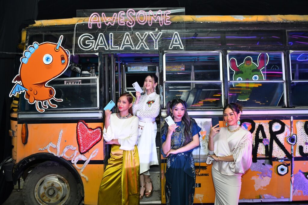 Malaysia's Rising Stars Get A Boost for Passion and Creativity in Arts and Music by Samsung