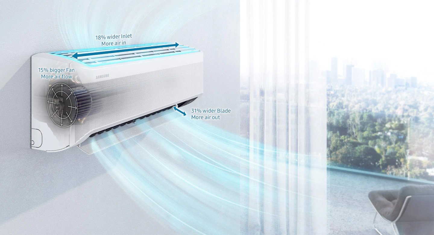 Samsung Home Appliances Brings You a Little Breath of Fresh Air This Raya