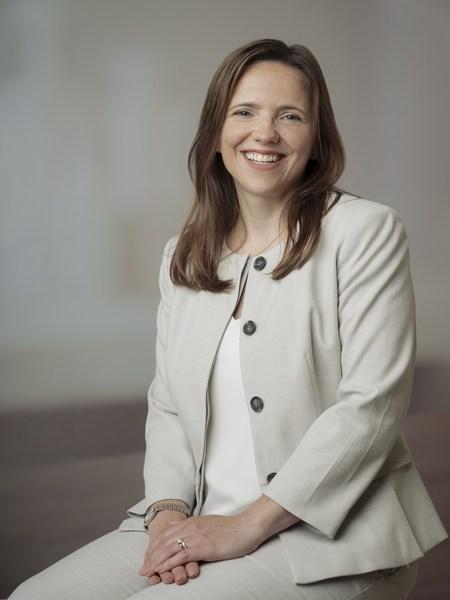 Sarah Reisinger, new Chief Research Officer, Firmenich