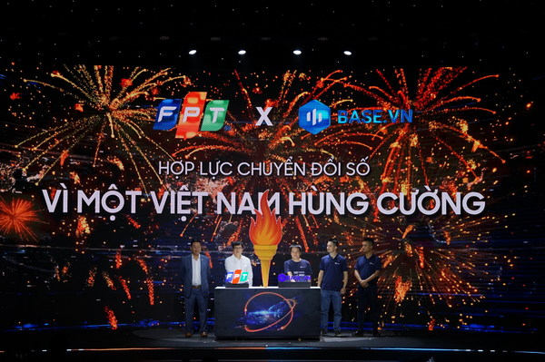 FPT Corp acquires Base.vn