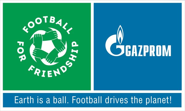 Participants in Football for Friendship discuss environmental protection and present their best ideas in an online challenge
