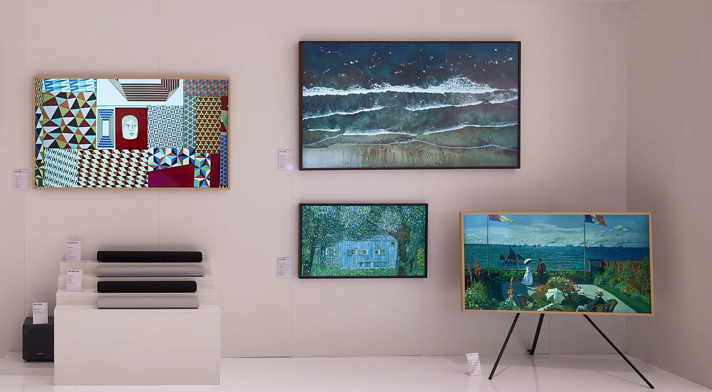 Transform Your Living Space with New Cutting Edge Samsung Lifestyle TV