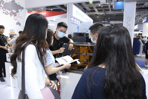 Snapmaker Showcases Comprehensive 3D Printing Innovations at TCT Asia 2021