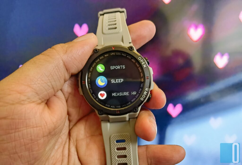 Blitzwolf BW-AT2C smartwatch review