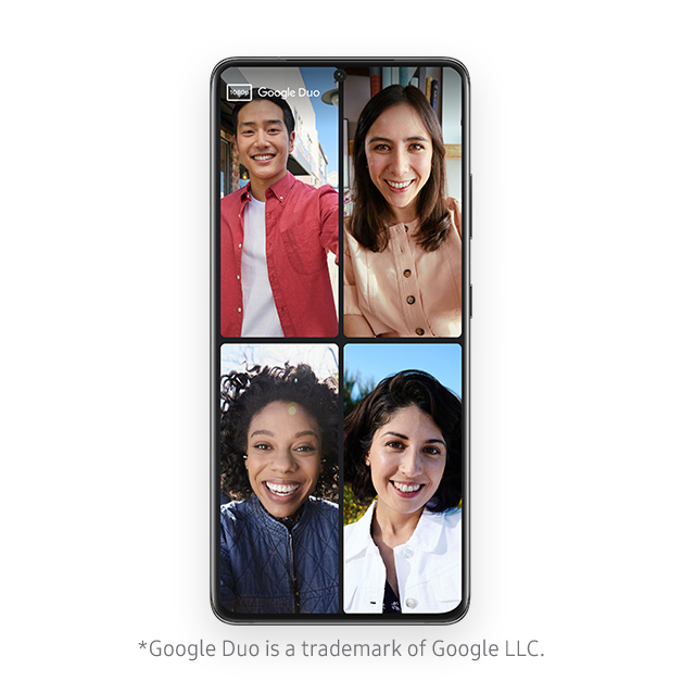 Stay Connected with Your Loved Ones with The Galaxy S21 Series 5G