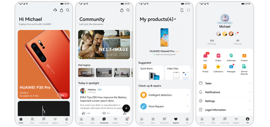 HUAWEI Malaysia Unveils New UI and Improved HUAWEI Community This 17 June