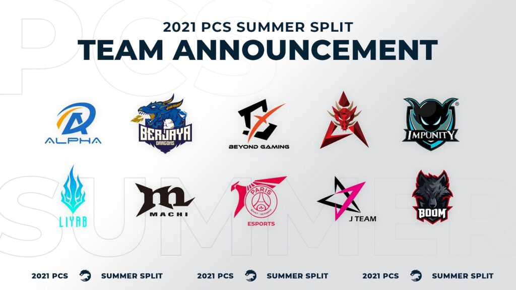 League of Legends Esports Pacific Championship Series Returns For the 2021 Summer Split