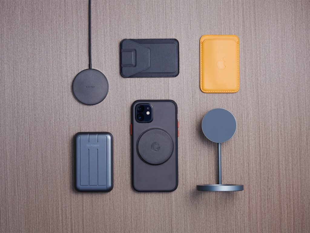 This Magnetic Set Makes Your iPhone or Android MagSafe Compatible