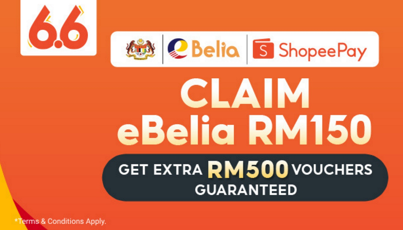About 500,000 Successful eBelia Claims Via ShopeePay Recorded On Day 1 After Launch