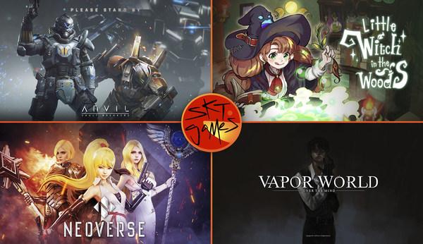 SKT to Participate in E3 2021 to Showcase Exciting Korean Games