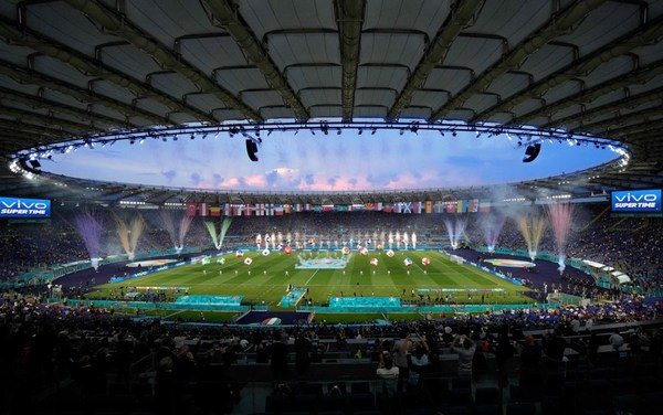 UEFA EURO 2020™ opening ceremony presented by vivo on June 11th
