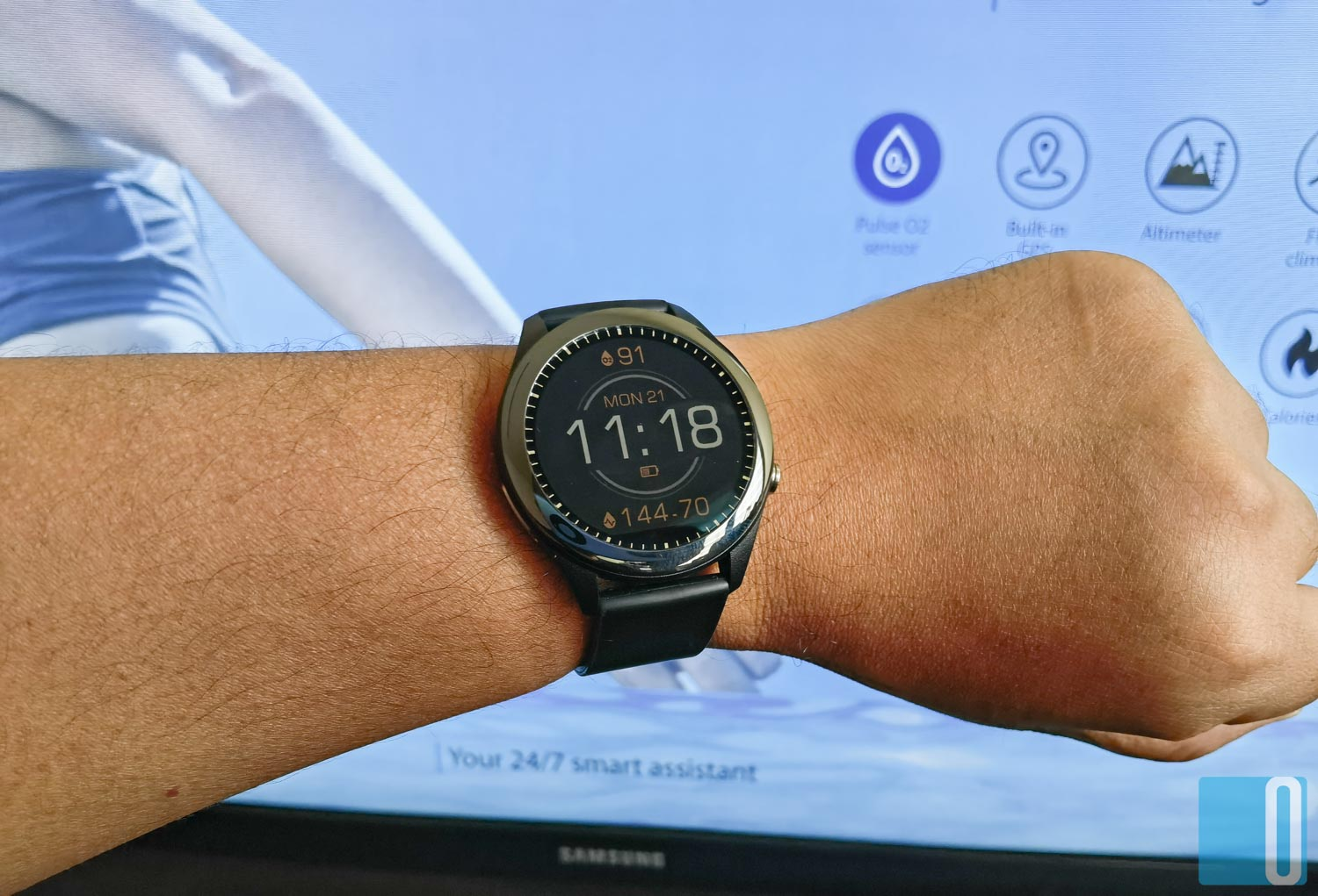 ASUS VivoWatch SP Review - One Tracker For All Your Health Monitor