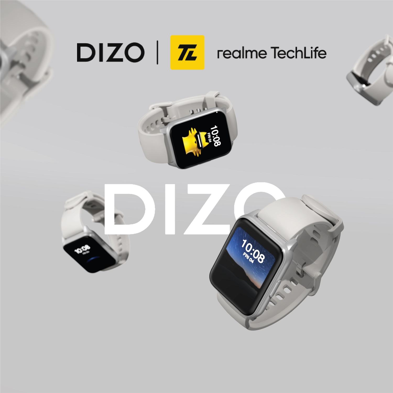 realme TechLife Ecosystem's DIZO Watch and DIZO GoPods D launched in Malaysia