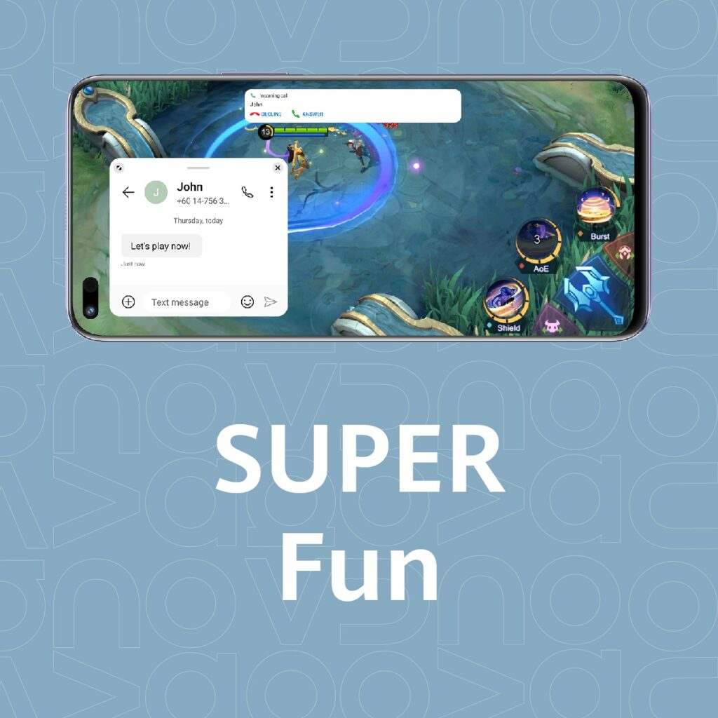 Join #SUPERnovaMY Challenge For A Chance To Win The HUAWEI nova 8i