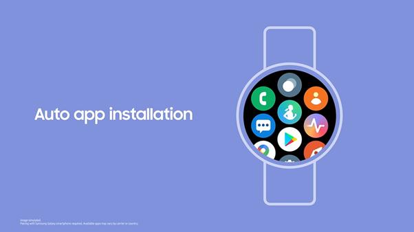 MWC 2021: Samsung Presents Sneak Peek of New One UI Watch Experience