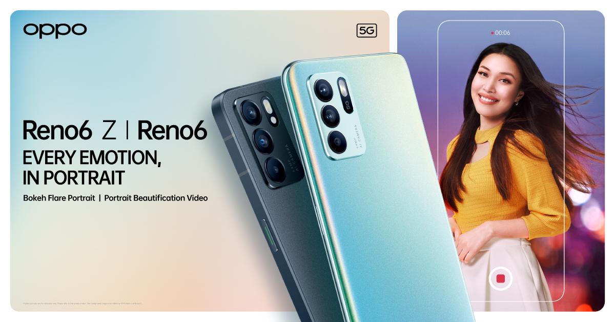 OPPO Reno6 Z – The Smartphone for Aspiring Content Creators