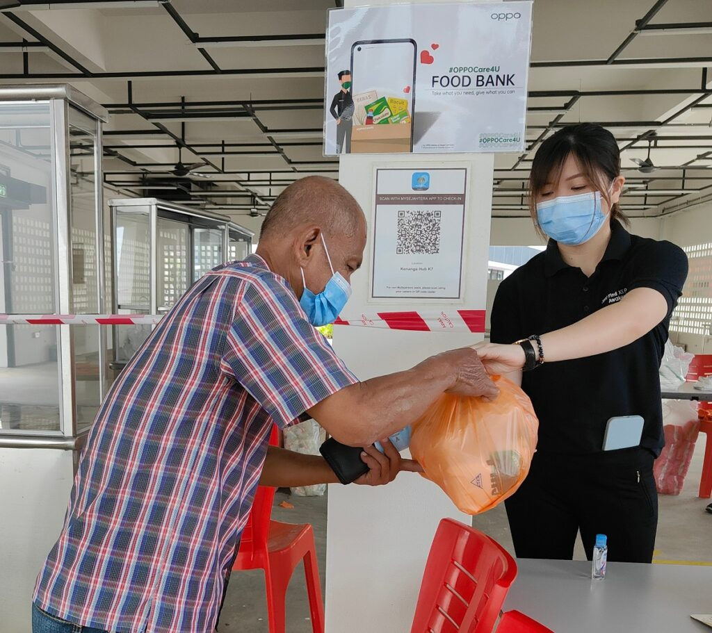 #OPPOCare4U - OPPO Stands with Malaysia and Reaches Out to Families in Need