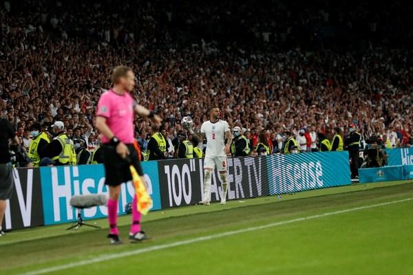 EURO 2020 Final, ITA vs ENG Highlights