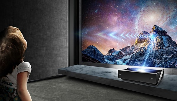 Hisense Stuns in EURO 2020, Laser TV Shipments Grow Over 10 Times in First Half of 2021