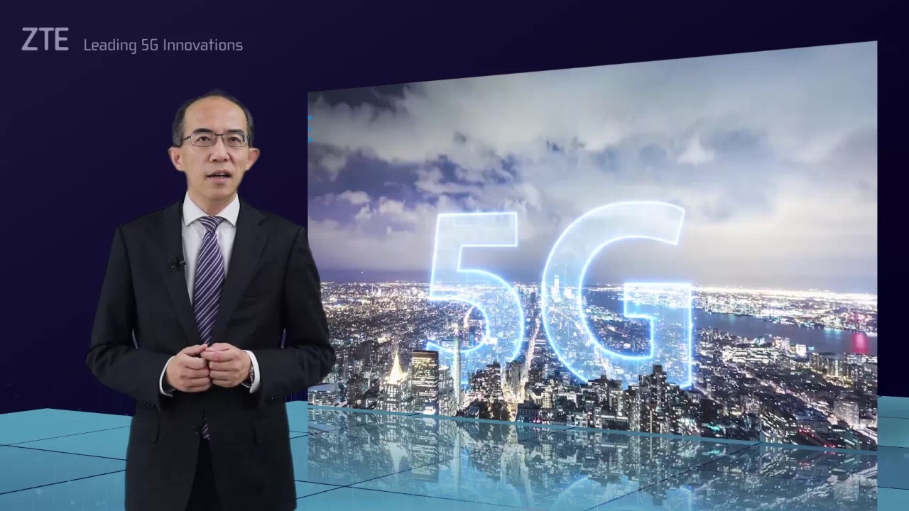 ZTE CEO Outlines 5G Future Direction At Mobile World Congress 2021