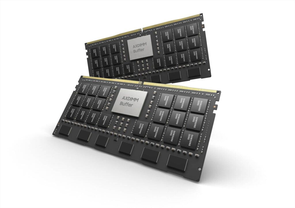 Samsung Brings In-memory Processing Power to Wider Range of Applications