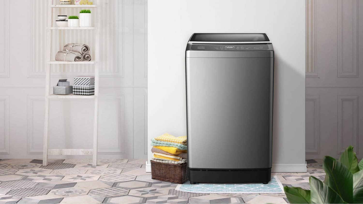 Do Your Laundry With Ease Now With Hisense BubbleClean Series