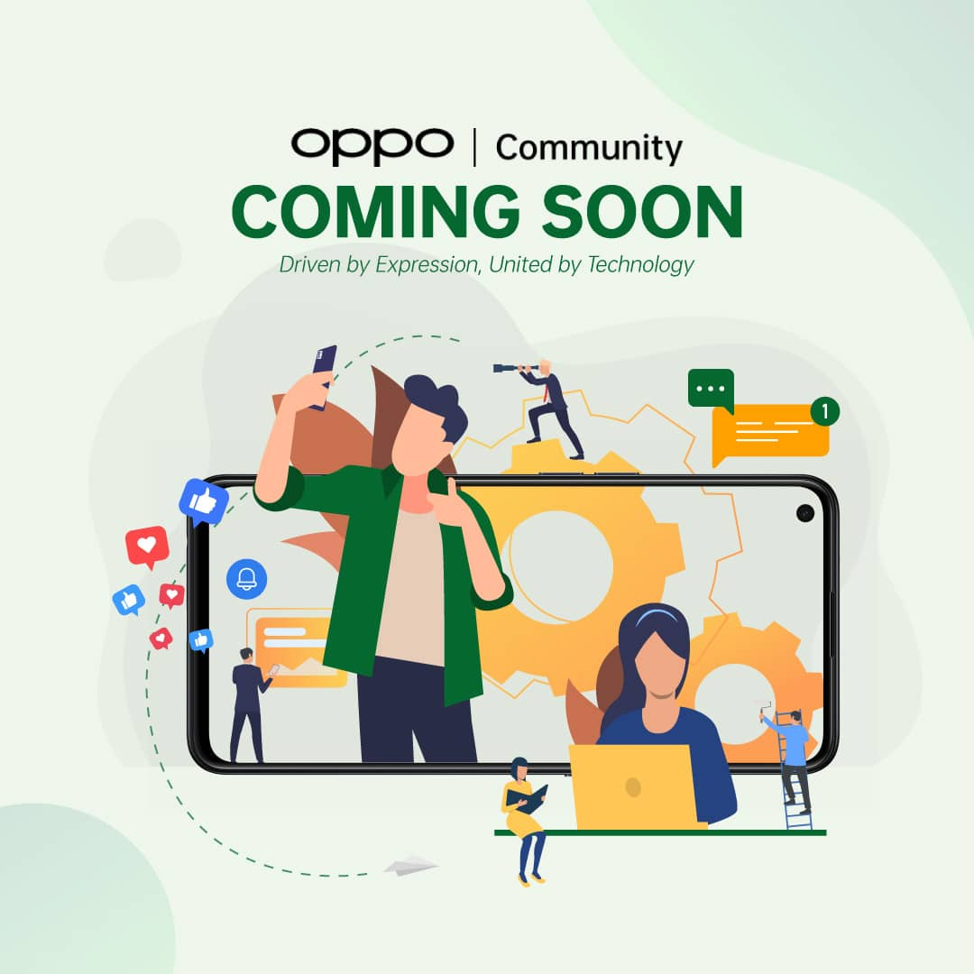OPPO Community – Your Destination for Expression, Conversations and More