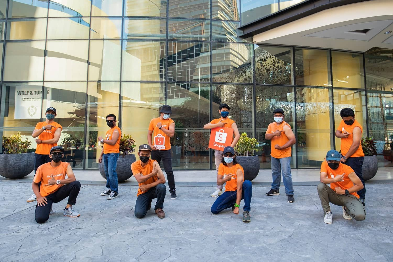 Shopee Rolls Out Company-Wide Staff Vaccination Programme To Protect Employees And Shoppers