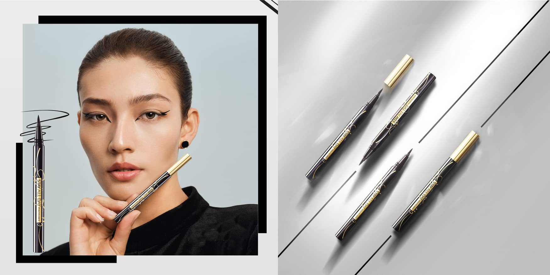Y.O.U Beauty Just Launched One Of The Longest Lasting Eyeliner That Will Amaze You