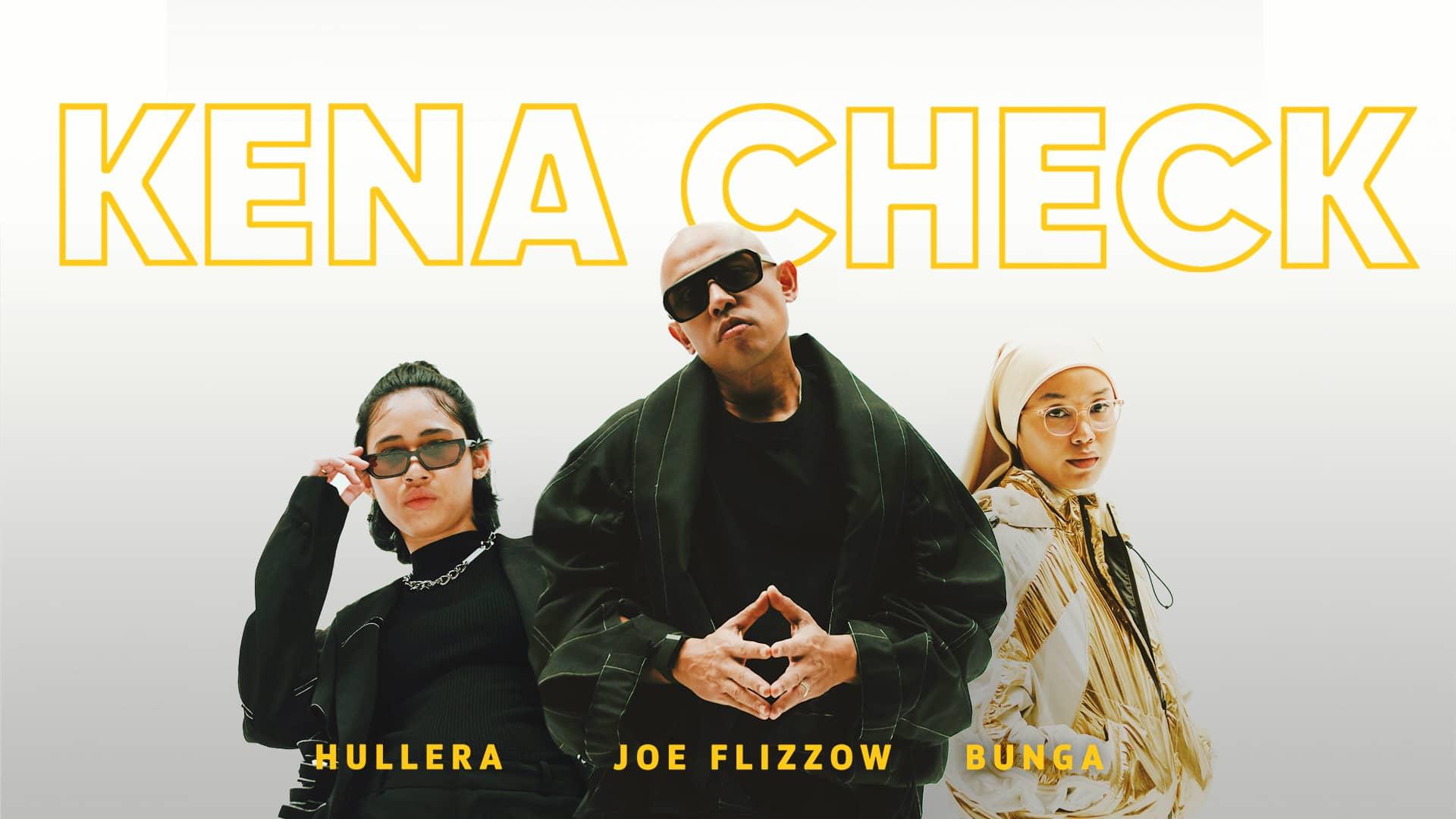 realme Malaysia Releases 'Kena Check' By realme 5G Ambassadors, Joe Flizzow, Hullera And Bunga