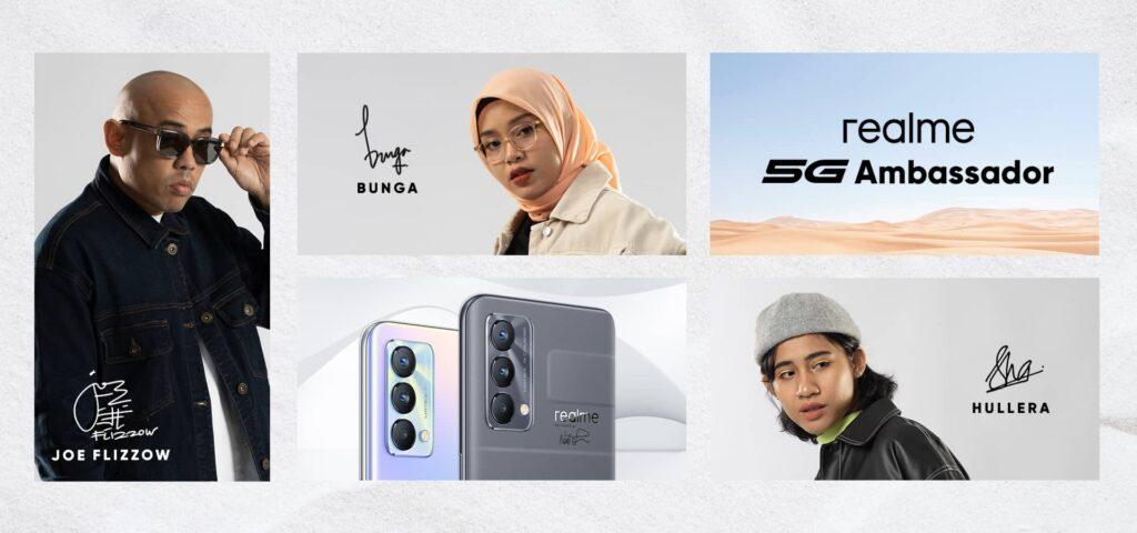 realme Malaysia Releases Kena Check By realme 5G Ambassadors