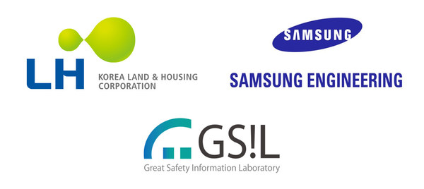 GSIL, Korea Land Housing Corporation, and Samsung Engineering CI