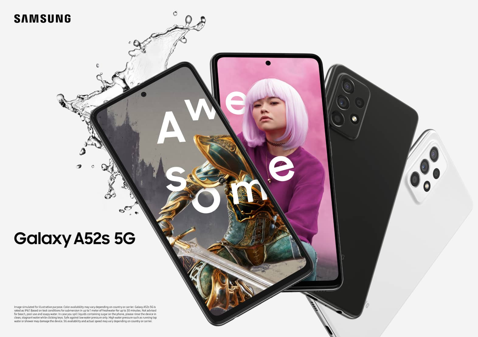 Say Hello to Your 'Next-Level' Galaxy A52s 5G