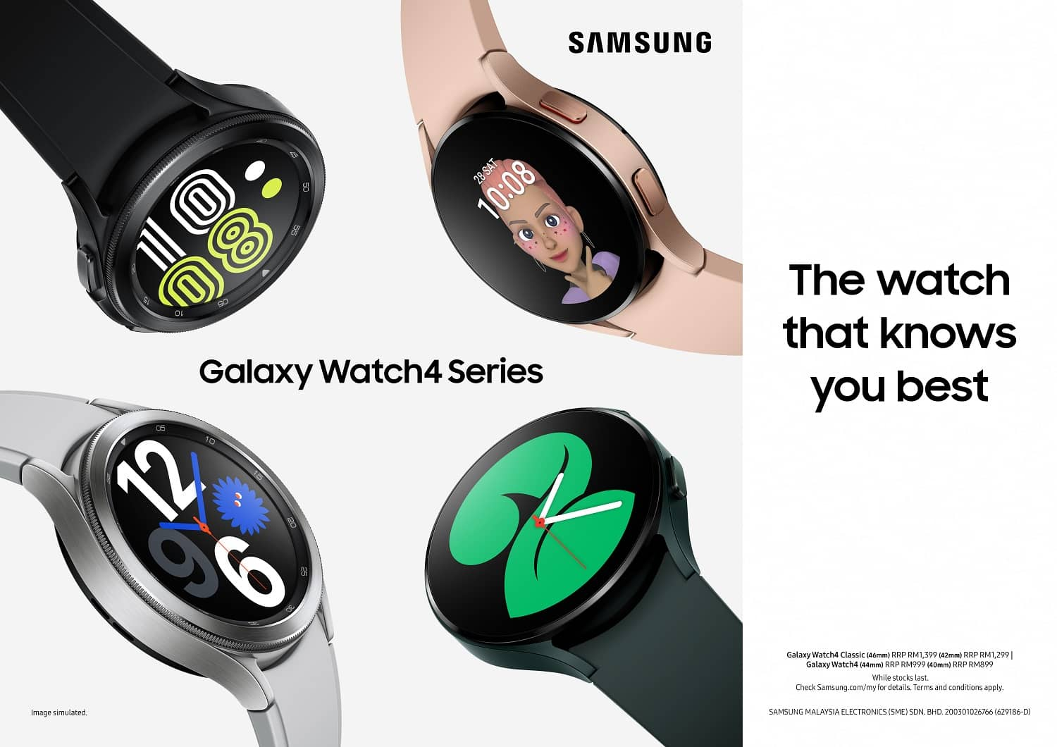 Galaxy Watch4 - Your Wellness Starts Today