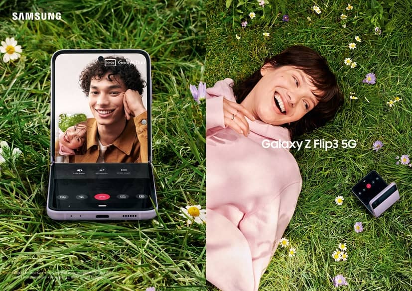 Fall In Love with Galaxy Z Flip3 5G: Here Are Reasons It'll Make You Swoon