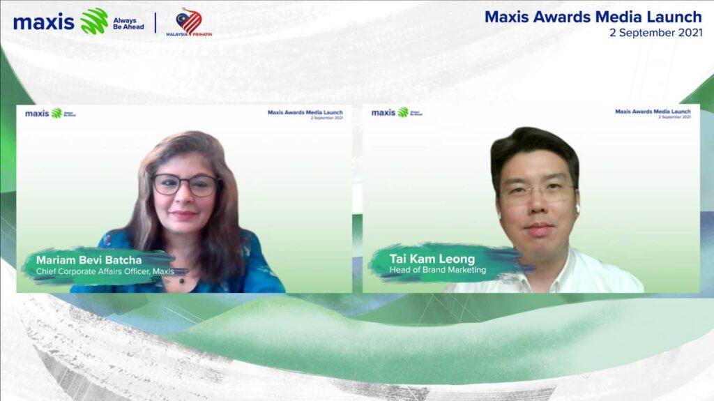 Maxis Awards Media Launch